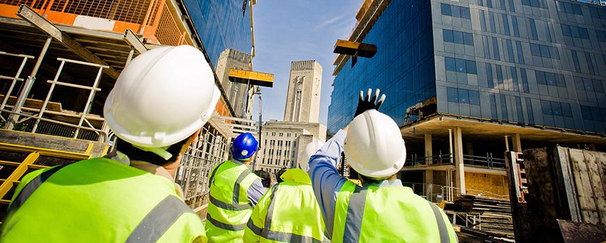 Бухгалтер для строительных компаний